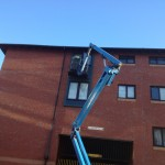 an image of a cherry picker