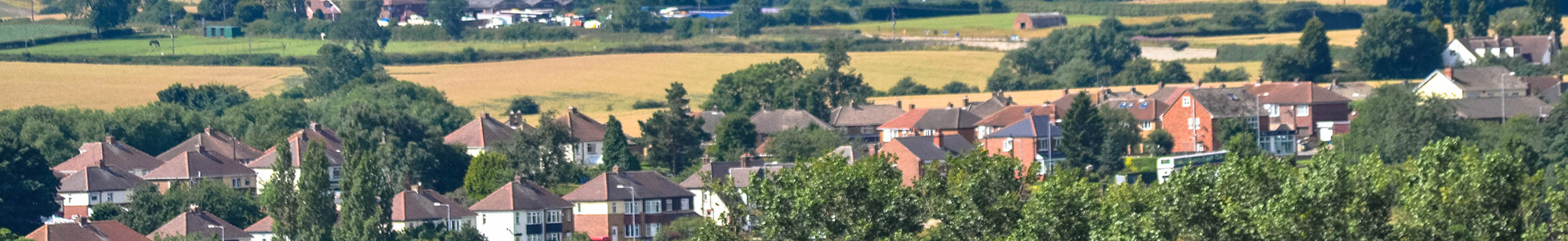 a panoramic image of Rotherham