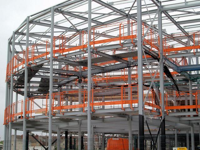 an image of a school development in Worksop